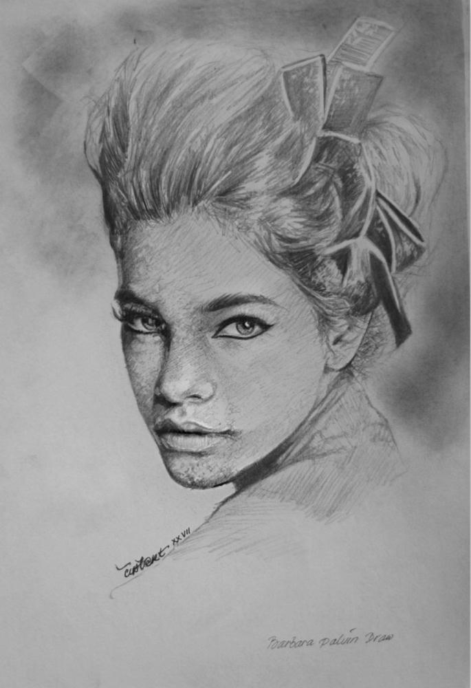 Barbara Palvin by cipta